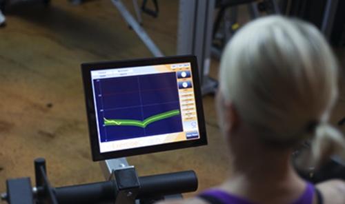 エクササイズコーチトレーニングマシン