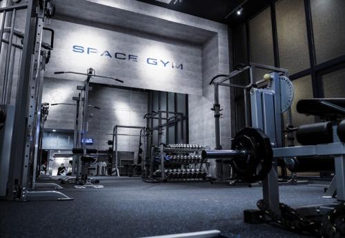 SPACE GYM 麻布十番の画像