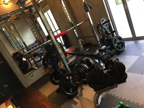 Fitness Garage exeの画像