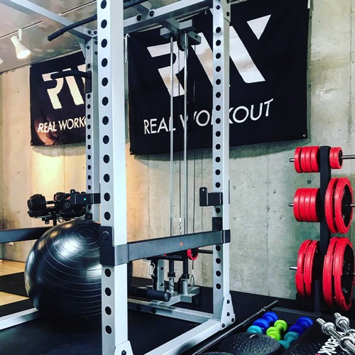 REAL WORKOUT 経堂の画像
