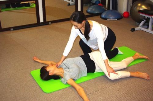 パーソナルトレーニングスタジオWellBe 二子玉川のトレーニング画像