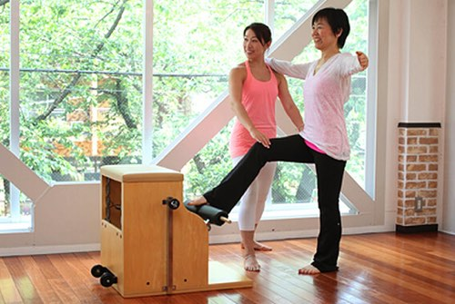 zen place pilates 成城学園前スタジオ