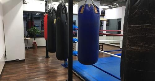 サードプレイスボクシングジム