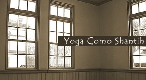 yoga como shantih