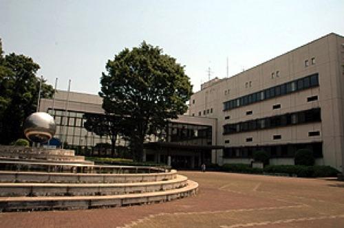 狭山市総合体育館