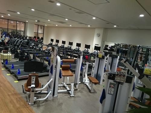 セントラルスポーツジムスタ飯田橋店の画像
