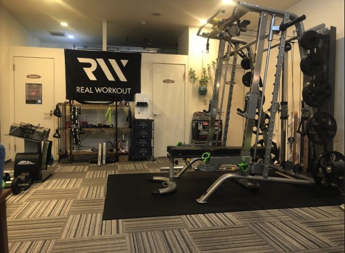 REAL WORKOUT 高崎駅前店