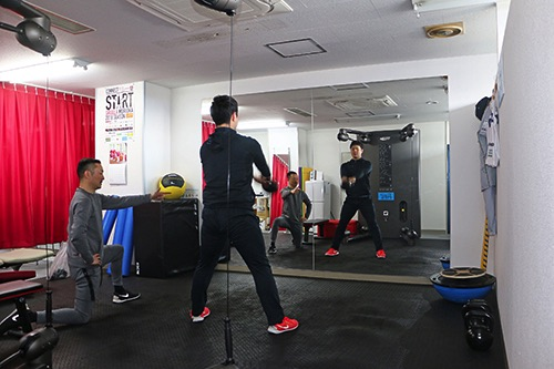 Fit's+の画像