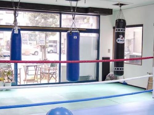 リバレーションボクシング両国