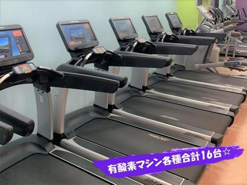 エニタイムフィットネス早稲田店の画像