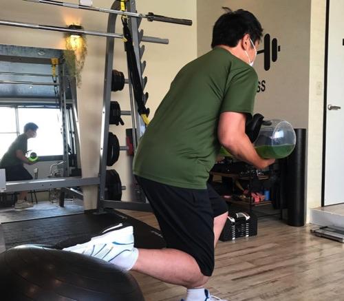 Beginning fitnessの画像