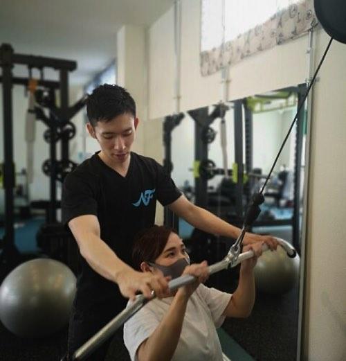 Nick's Fitnessの画像