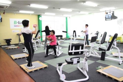 パーソナルトレーニングジムビーライン新下関店の画像