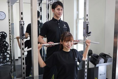 パーソナルトレーニング リタスタイル 熊本上通店の画像