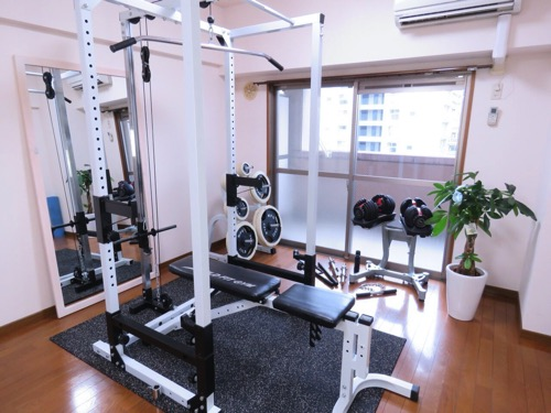 パーソナルトレーニングジムPOLICY 福岡天神店の画像