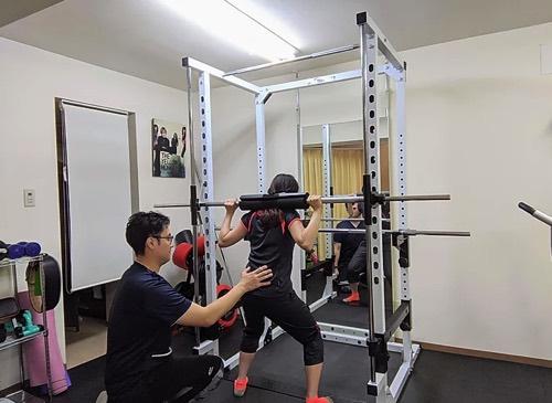 パーソナルトレーニングジム ONE STEPの画像
