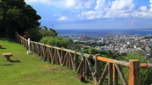 沖縄県浦添市の景色の画像