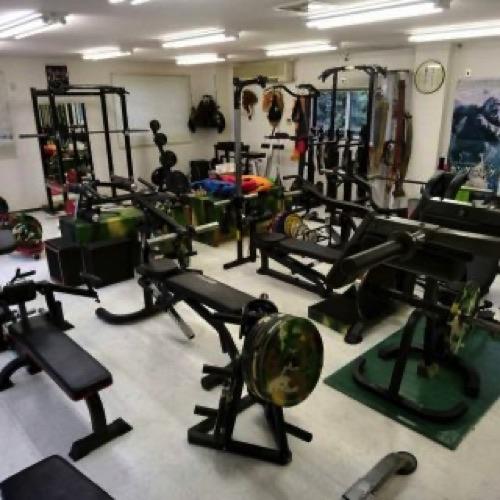 パーソナルトレーニングスタジオ 秘密基地の画像