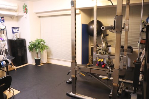 total body fitness labo ENRICH 神戸三宮
