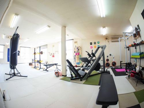 パーソナルトレーニング STRIKE STUDIOの画像