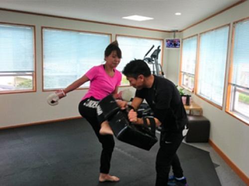 パーソナルトレーニングジム SMART福生店のトレーニング画像
