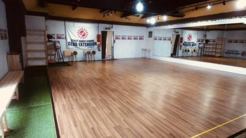 ライフランナー札幌のスタジオ画像