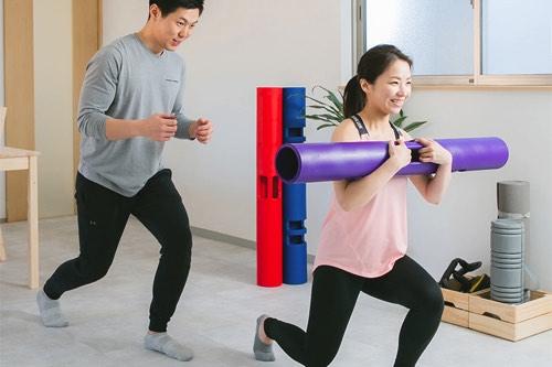 パーソナルトレーニングジム West Coastのトレーニング画像