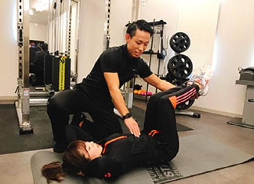 ミンティーズのトレーニング画像