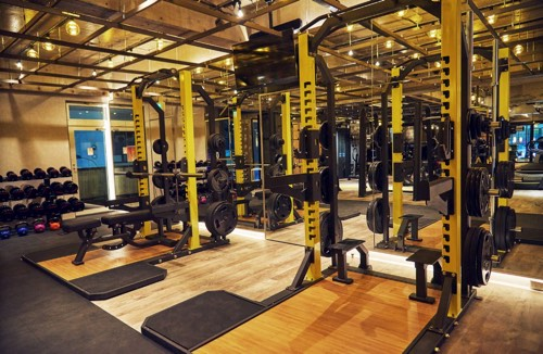 1/3rd Fitness 南林間店の画像