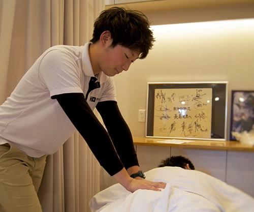 A.T.長島治療院の施術画像