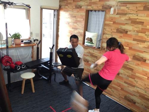 パーソナルトレーニングジム A24の画像