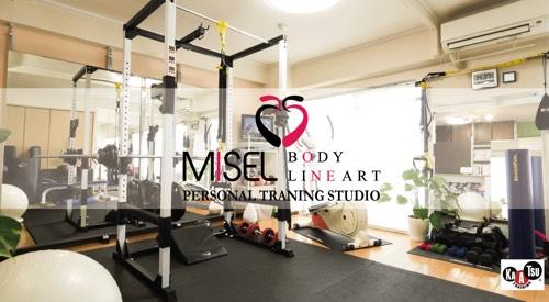 パーソナルトレーニングスタジオ MISELの画像