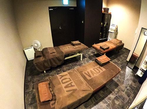パーソナルトレーニングジム VADY 堂島店の画像