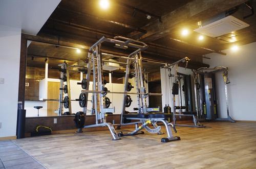 パーソナルトレーニングジム Lumiereの画像