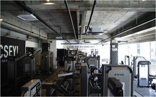 パーソナルトレーニングジム 健康屋 東岡山店の画像