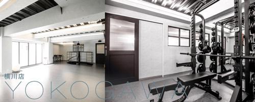 CHANGE FIT 横川店の画像