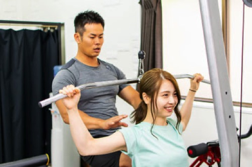 パーソナルトレーニングジム EXERISE 熊本の画像