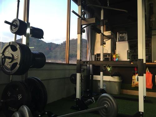 トレーニングスタジオ icrattの画像