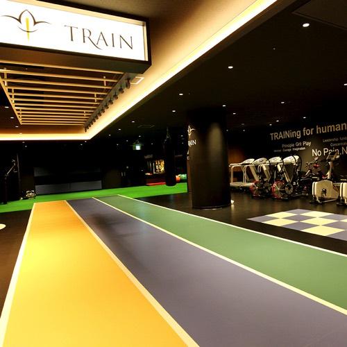パーソナルトレーニングジム TRAINの画像