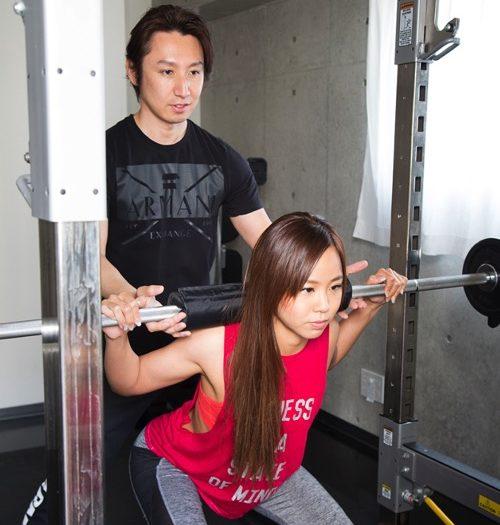 ビー女性専用パーソナルトレーニングジムコンセプト新宿西口店の画像