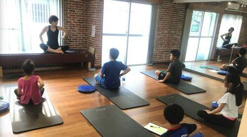 ピラティススタジオ zen place pilates 都立大学