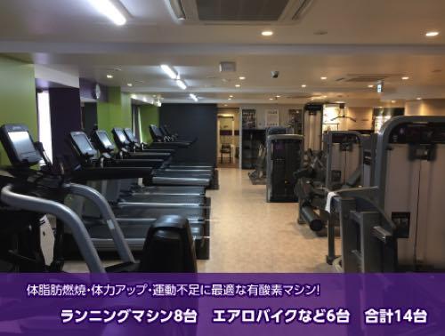 エニタイムフィットネス 武蔵新城店